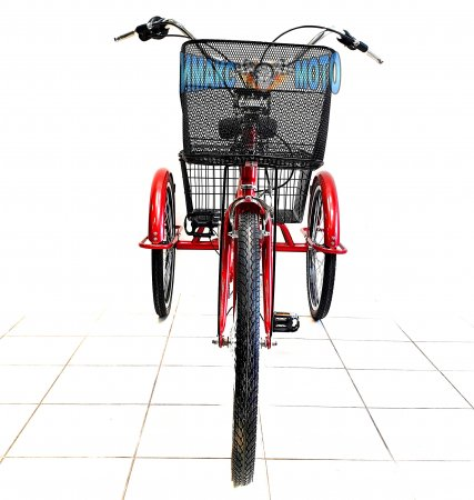 Трехколесные велосипеды в  москве