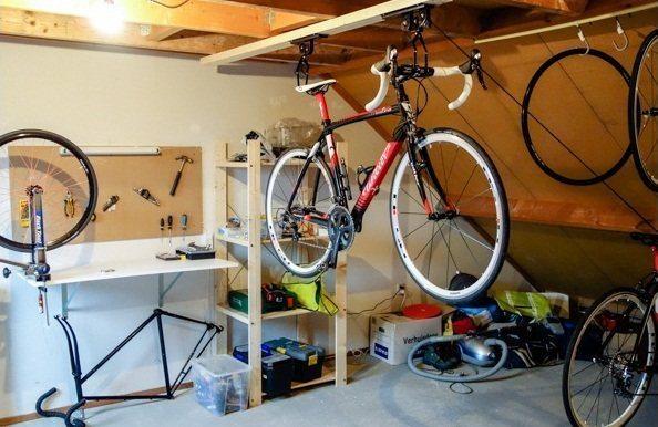 Как подготовить велосипед к зиме своими руками - выбор места и подготовка к консервации