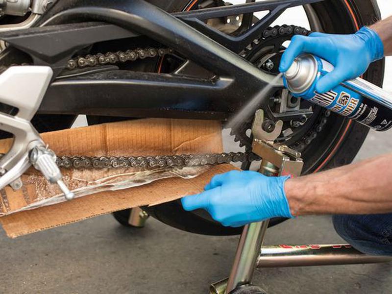 Чем и как смазать цепь велосипеда