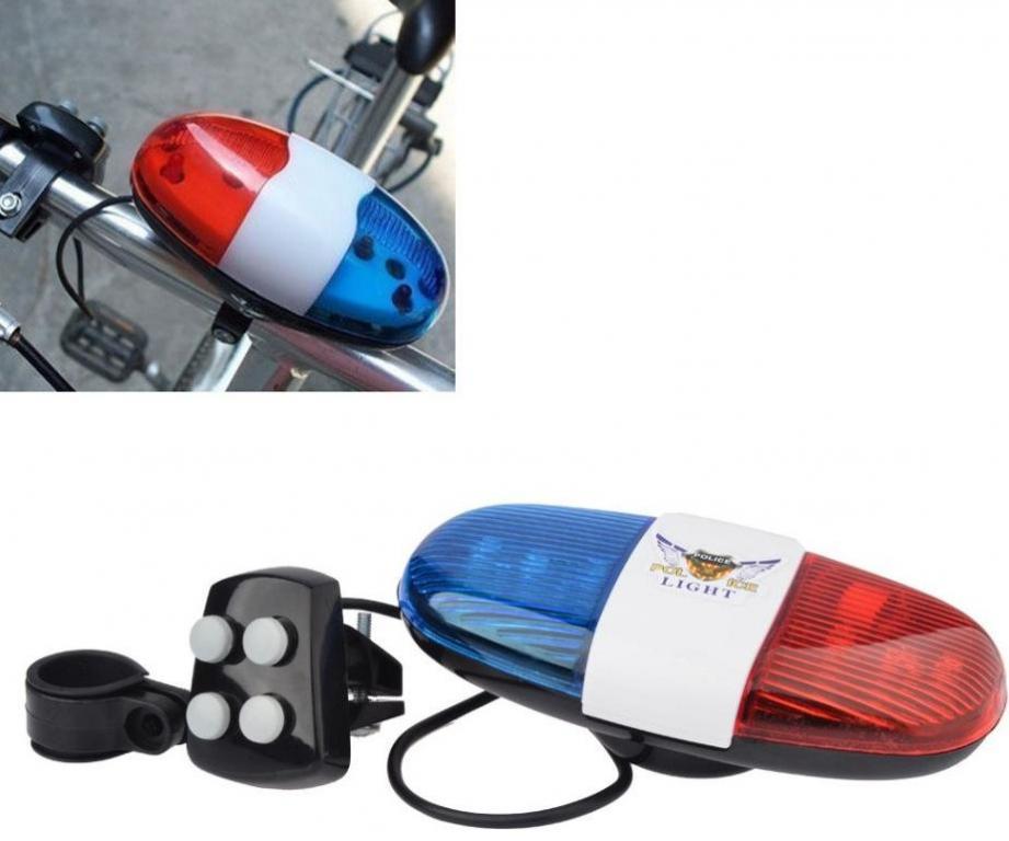 Мигалки для велосипеда