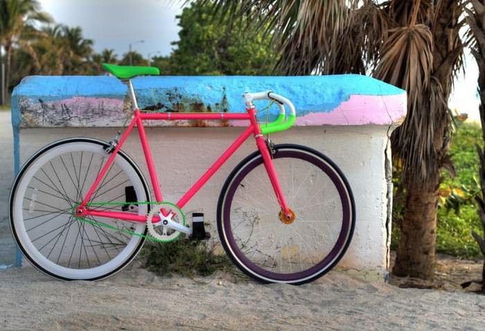 Как правильно красить велосипед баллончиком в домашних условиях? | разное | veloprofy.com