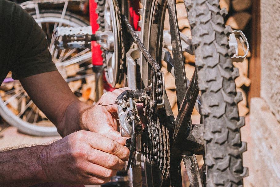 Подготовить велосипед к сезону: топ 8 пунктов на проверку