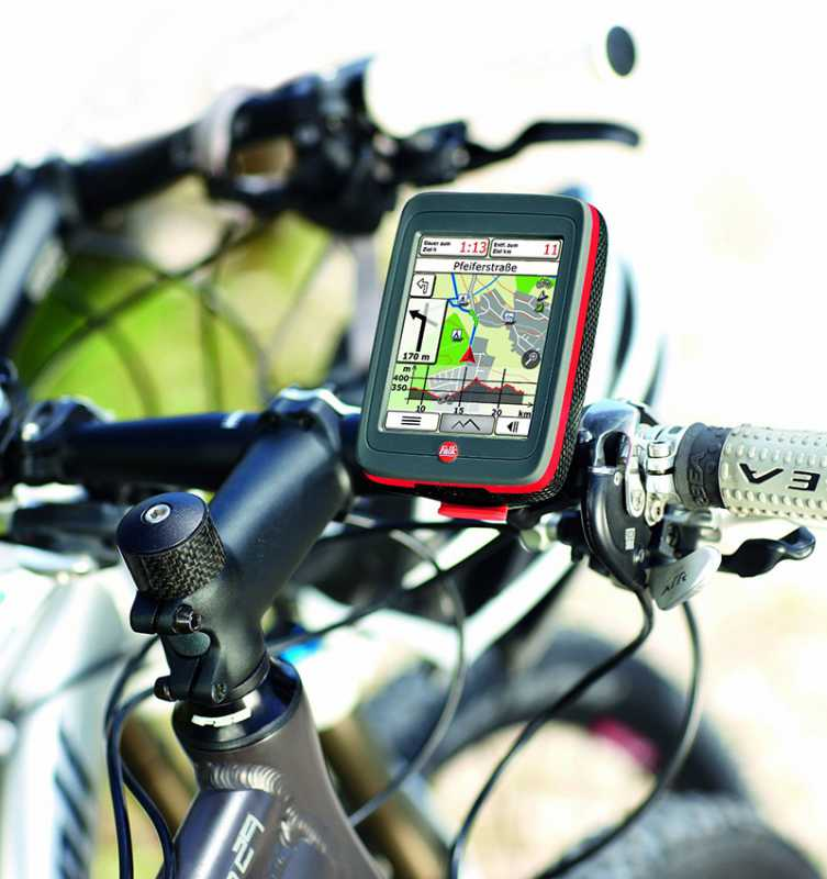 Топ-5: лучшие навигационные приложения для велосипедистов