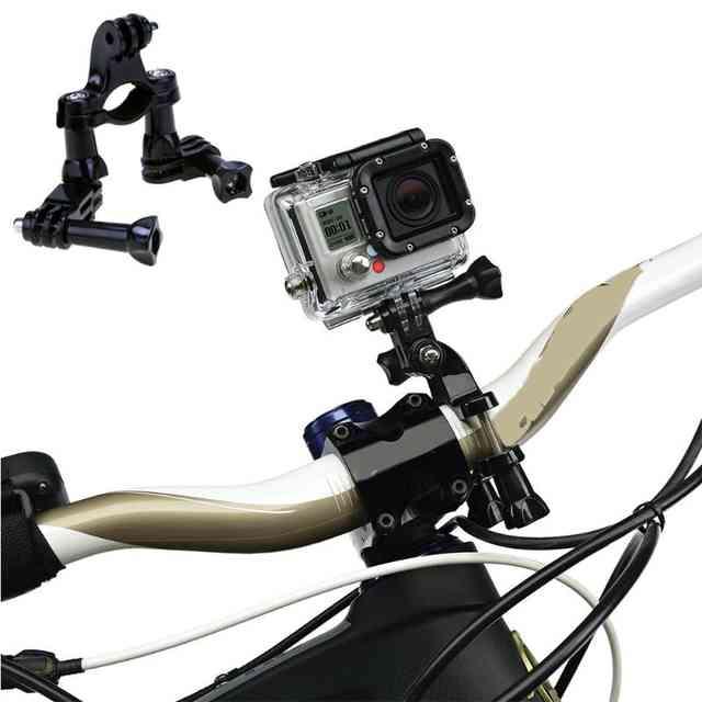 Как закрепить экшн-камеру на шлем: все способы, какой выбрать?