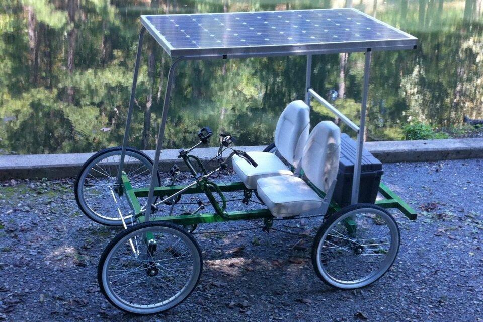 Велосипедные самоделки. как изготавливаются самодельные велосипеды? без покупок не обойтись