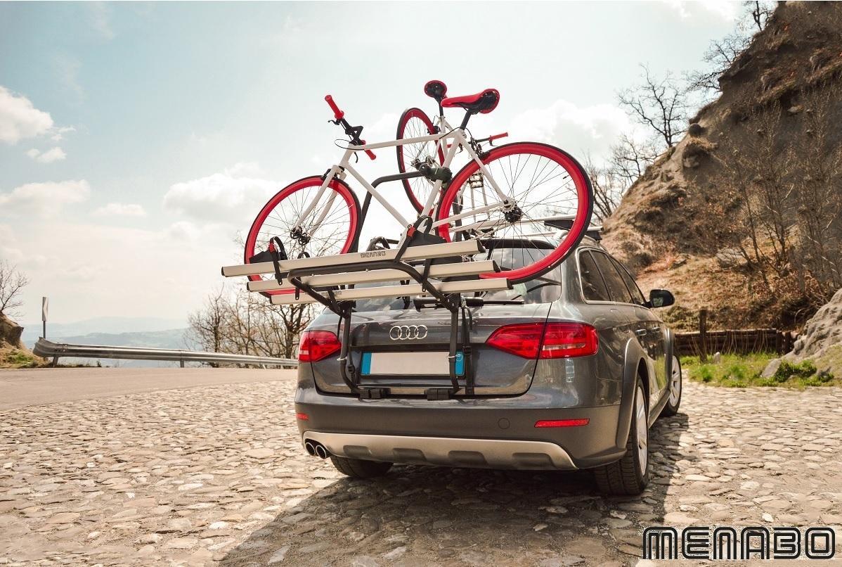 Багажники на крышу автомобиля для велосипеда: обзор, установка, отзывы
