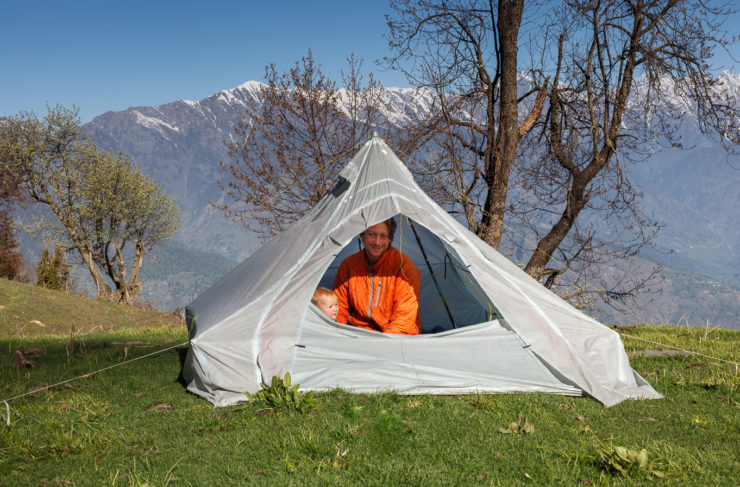 Как выбрать палатку: туристическую, для рыбалки, кемпинговую