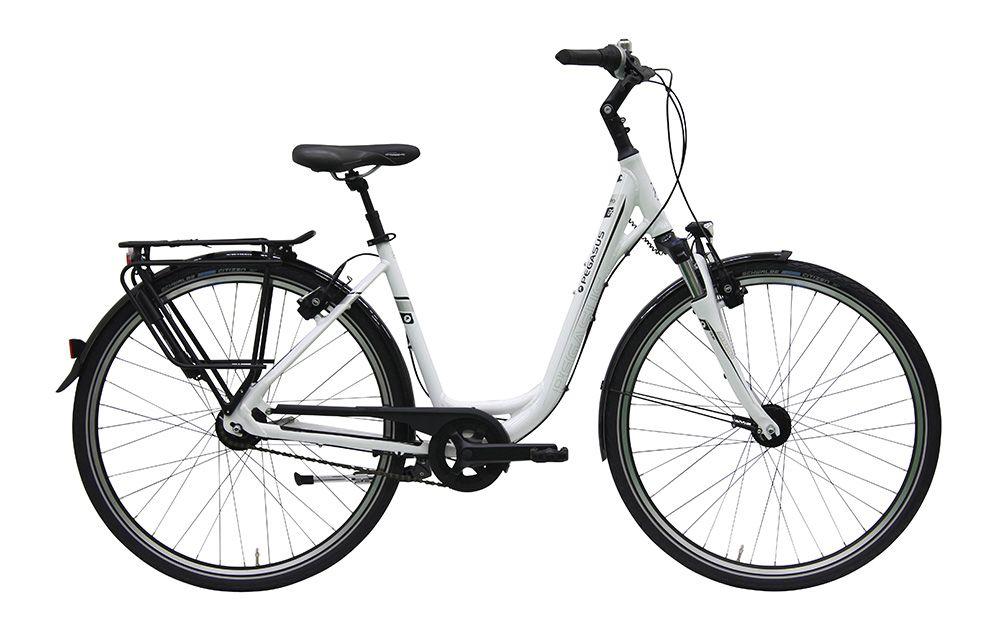 Женское седло для велосипеда