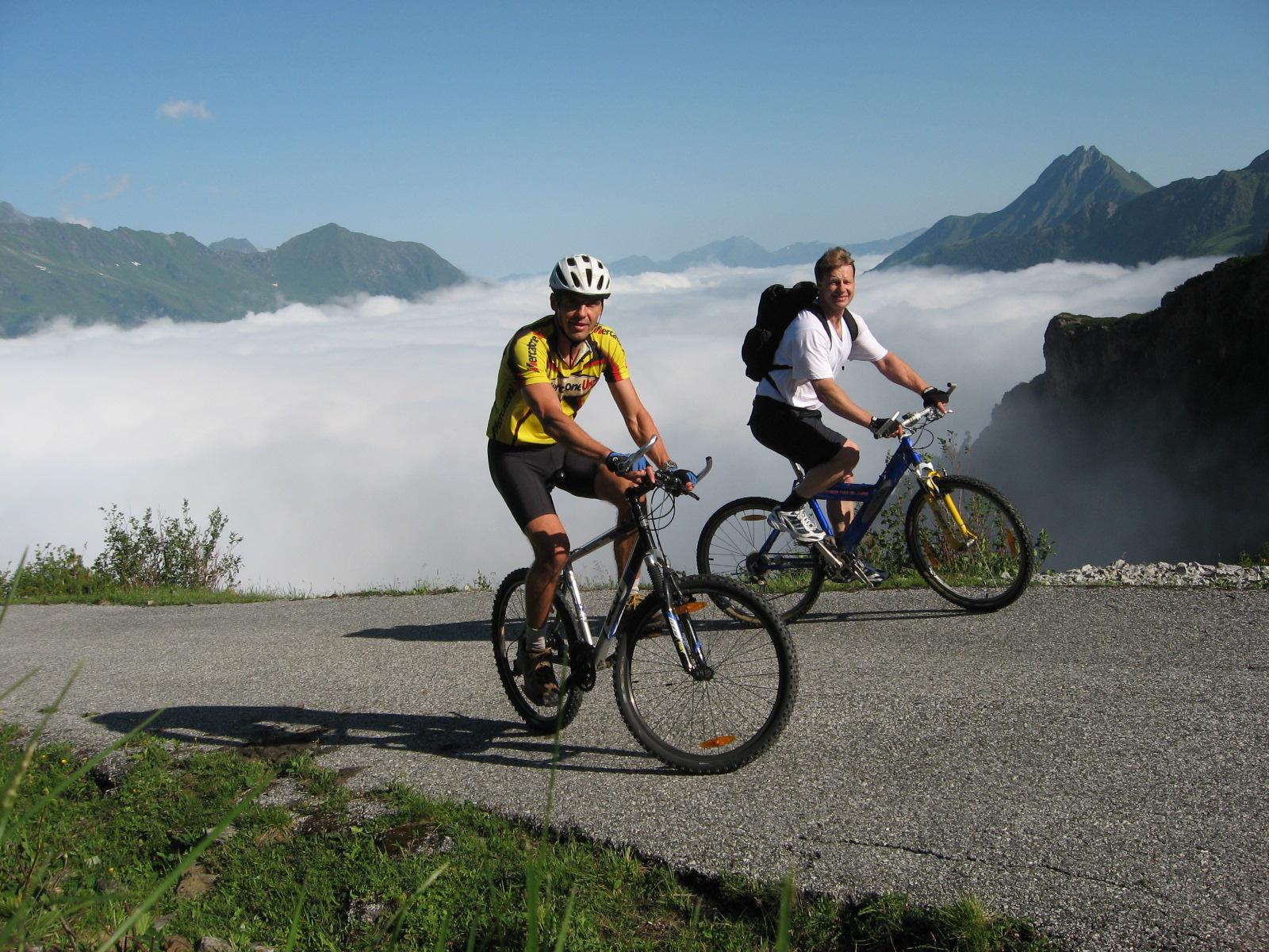 В дальний путь на правильном велосипеде