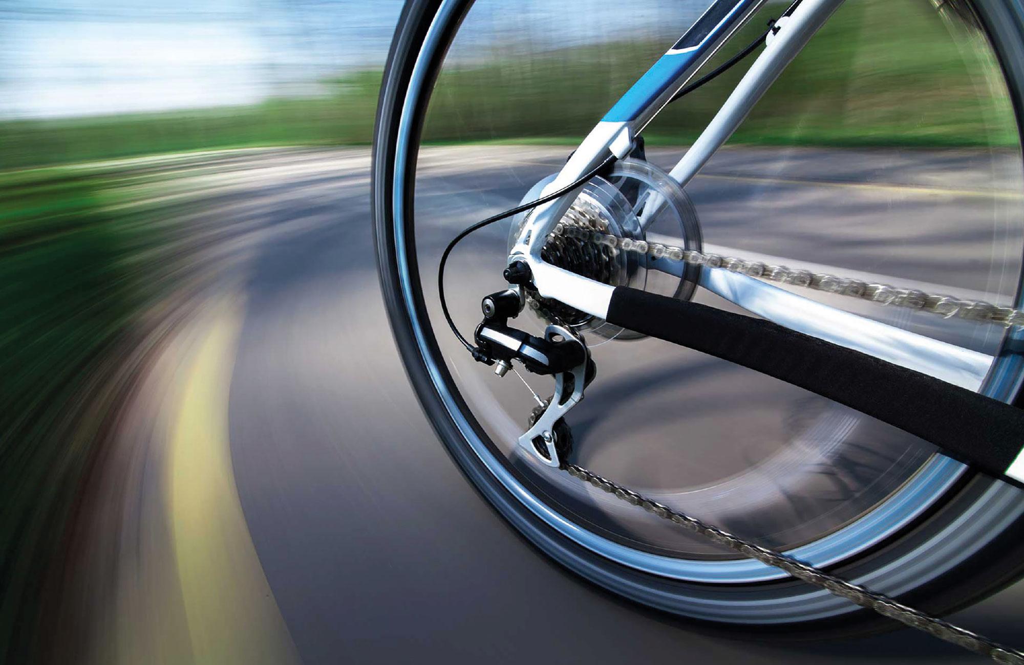 Какую максимальную скорость может развить велосипедист? (25 декабря 2008) | afportal.ru