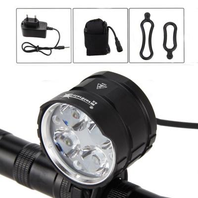 Аккумуляторный велосипедный фонарь своими руками - сделай сам