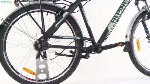 Кардан на велосипед - отличия от стандартной конструкции