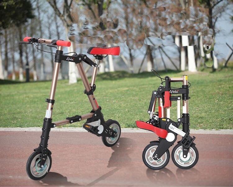 Складные мини-велосипеды для мужчин и женщин