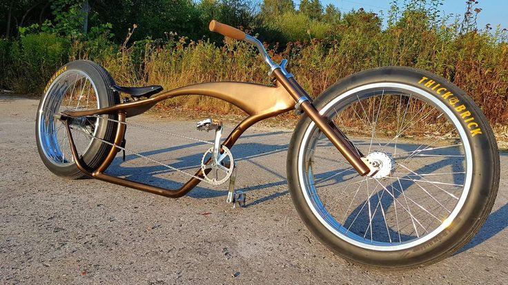 Кастом велосипеды (кастомные велосипеды). круизеры, лоурайдеры, чопперы