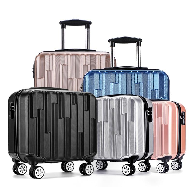 Классификация чемоданов по размерам, особенности каждого варианта
