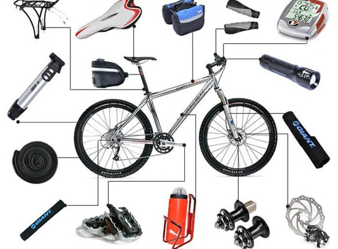 Что возить с собой на велосипеде | сайт котовского