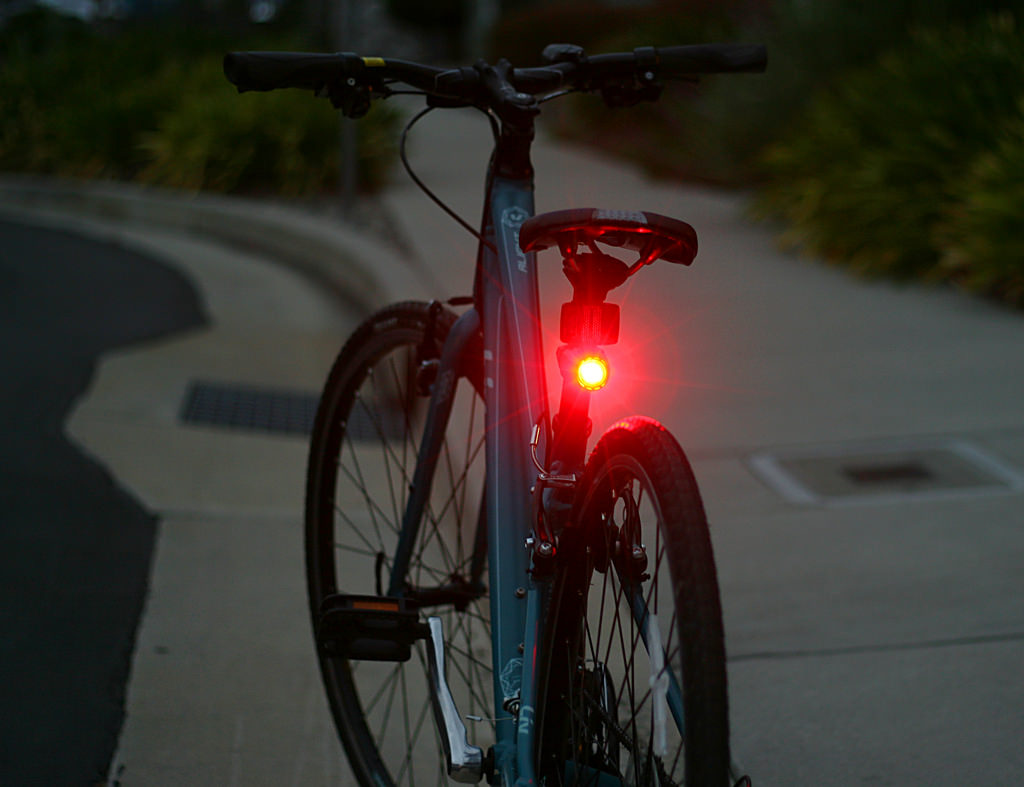 Разновидности светоотражателей для велосипеда