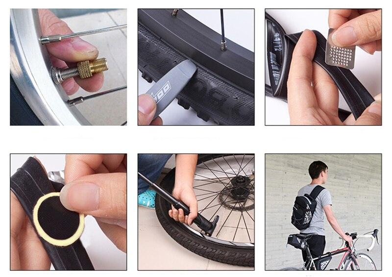 Как заклеить камеру велосипеда, порядок работы пошагово, альтернативы