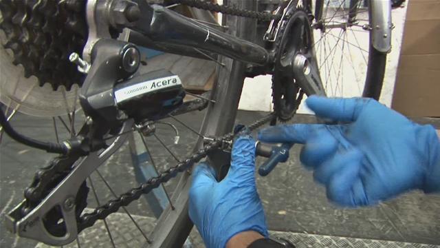 Велосипедные цепи виды