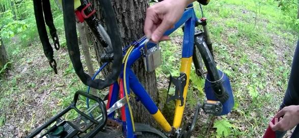 Как избежать кражи велосипеда