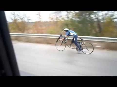 9 самых крутых рекордов скорости на велосипеде