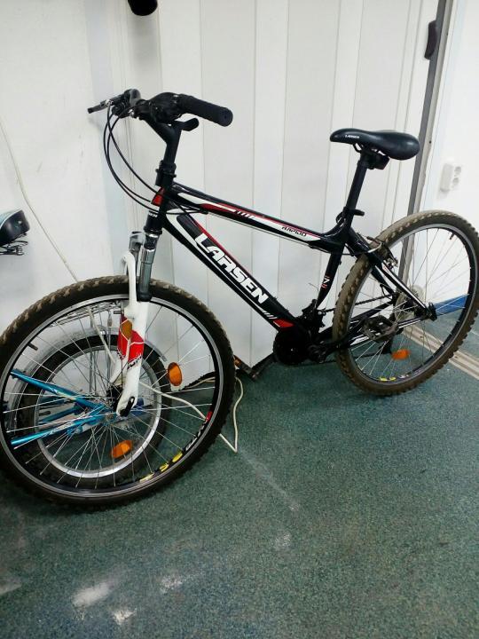 Велосипеды российской марки larsen