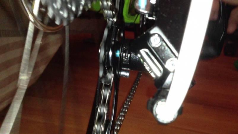 Как устранить неполадки при скрипе трансмиссии велосипеда?