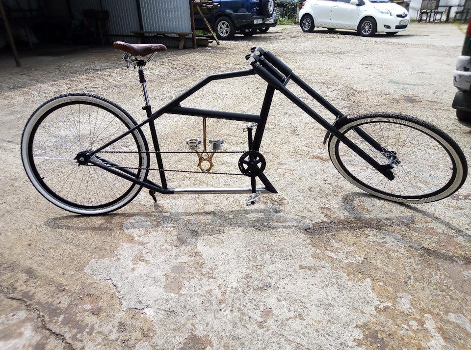 Кастом велосипеды – как сделать кастом велосипед своими руками