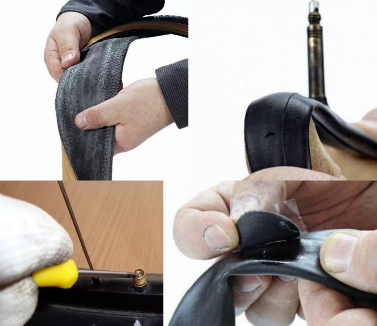 Как правильно менять камеру на велосипеде? | ремонт и уход | veloprofy.com