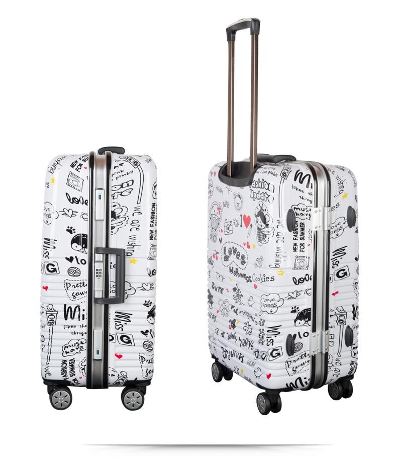 Размеры чемоданов: какой выбрать