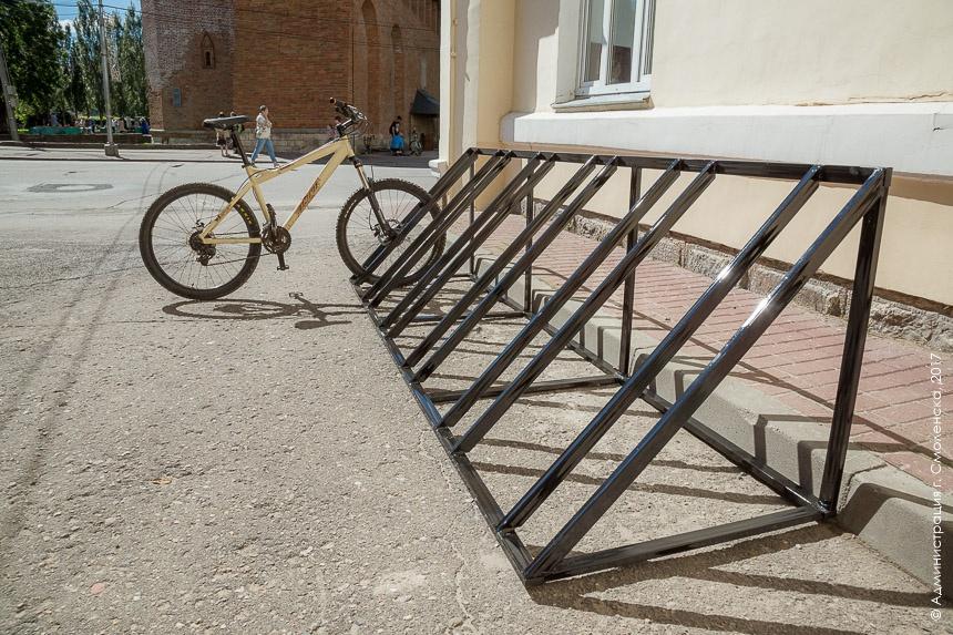 Парковка для велосипедов - в 2020 году, устройство, стойка