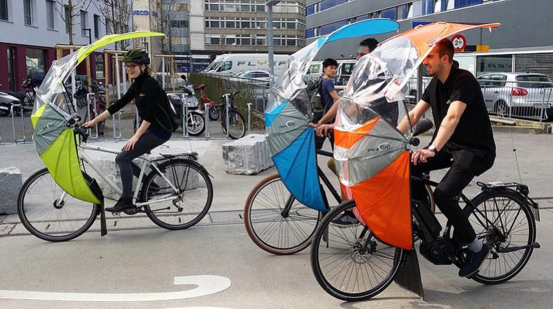 12 аксессуаров-новинок для комфортной и безопасной езды на велосипеде