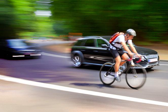 Как я начал использовать велосипед в качестве транспорта