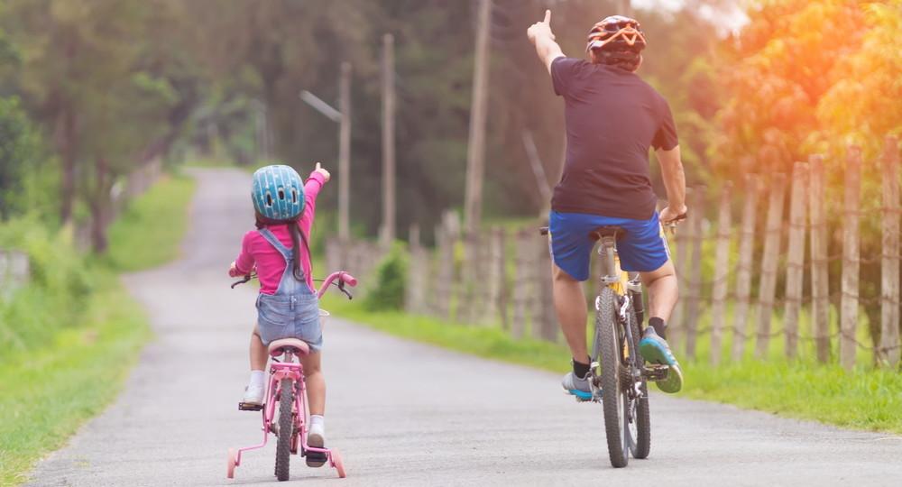 Учимся ездить на велосипеде: советы и уроки для начинающих - все курсы онлайн