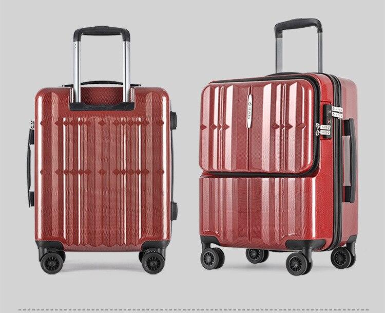 Как выбрать чемодан на колесах для путешествий