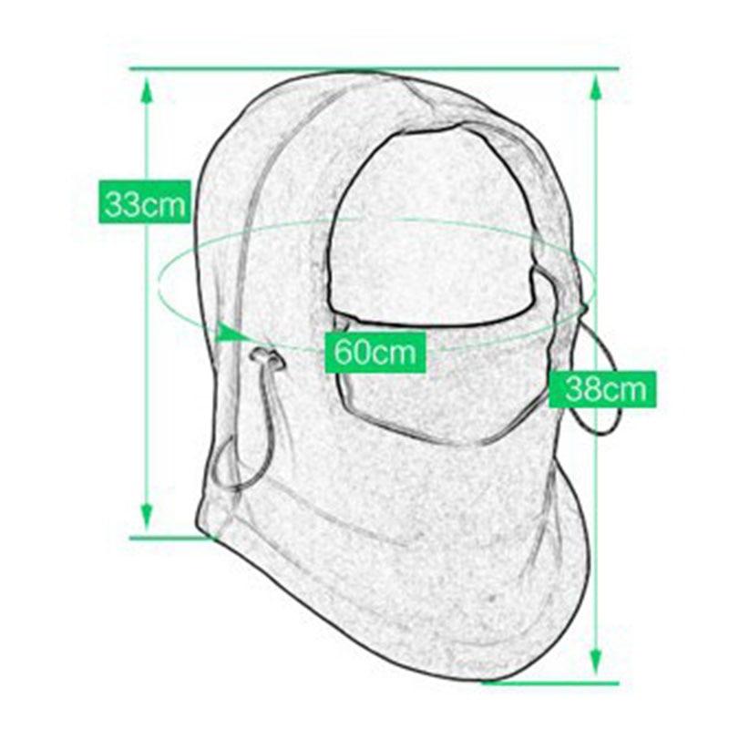 Выкройка балаклавы из флиса своими руками: самая простая выкройка модели под маску сноубордиста.