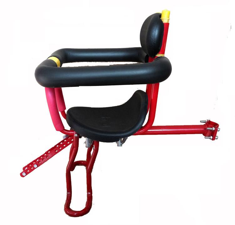 Правила выбора детского велокресла, этапы изготовления своими руками