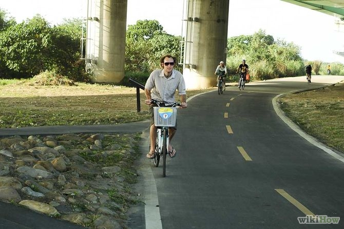 Изучаем трюки на велосипеде - как ездить на заднем колесе