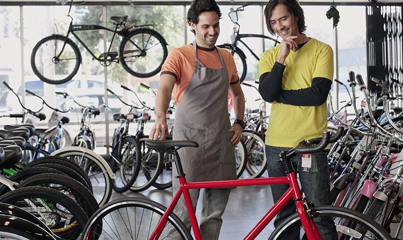 Всё о правильной покупке велосипеда