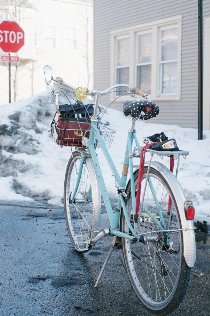 Зимой на велосипеде: подготовка и особенности езды