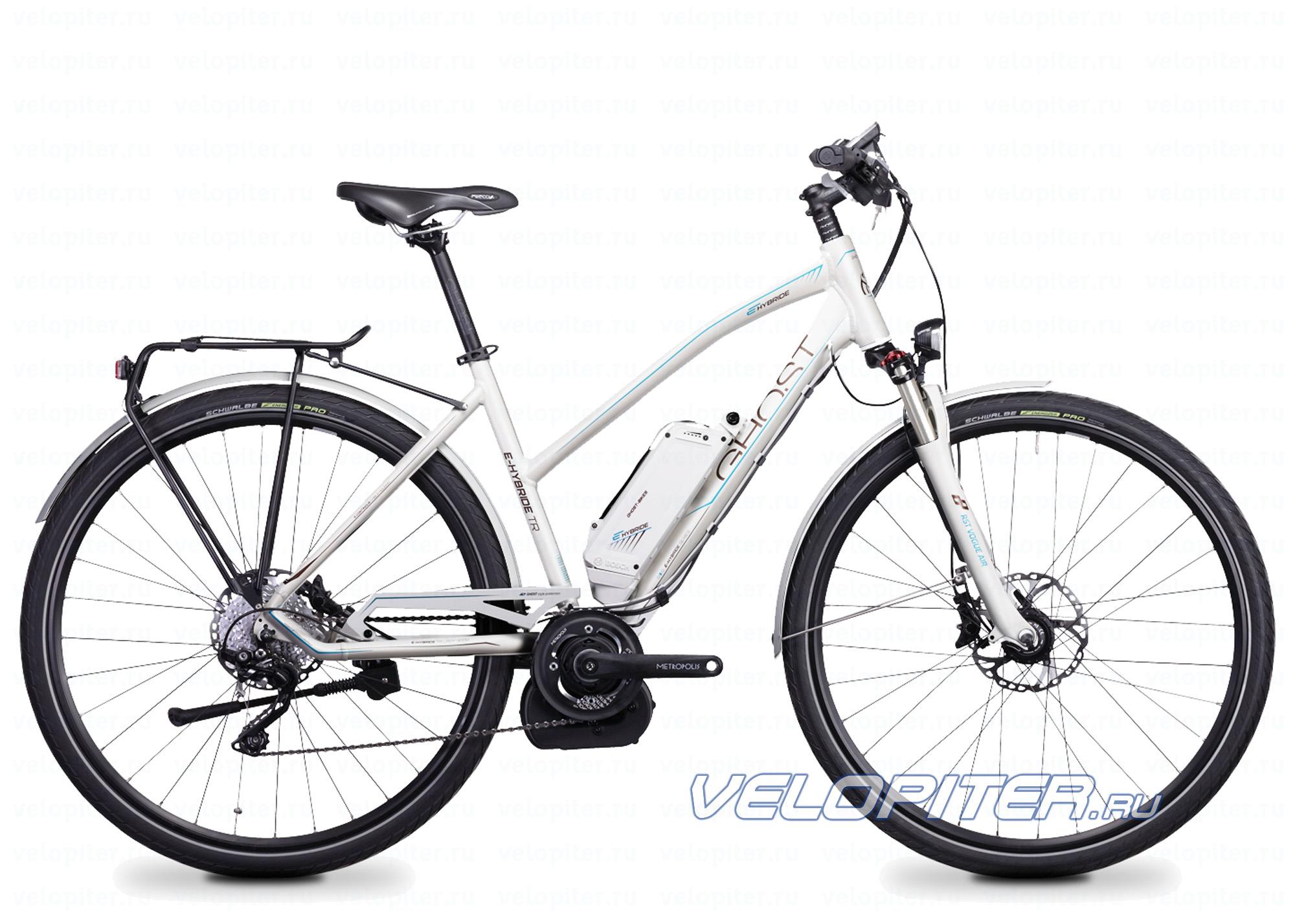 Велосипеды ghost: обзор моделей