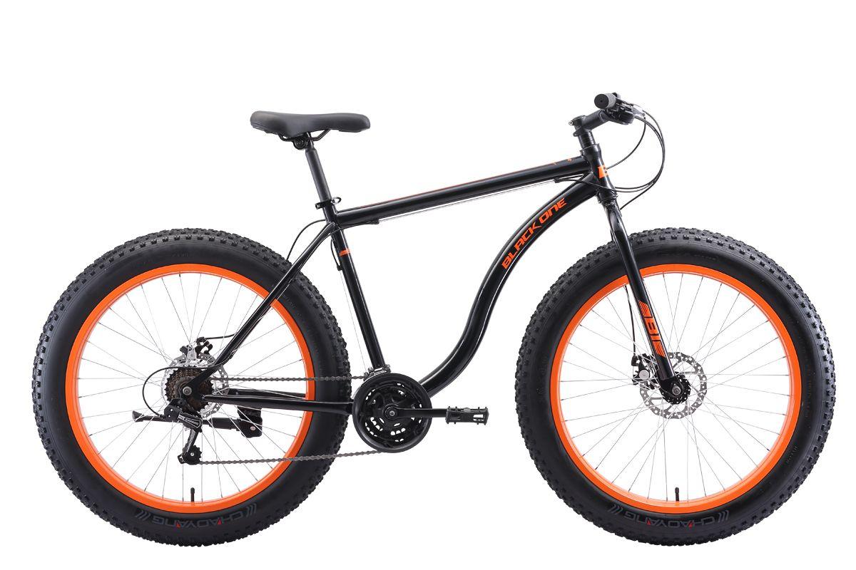 Велосипеды модели black one disc