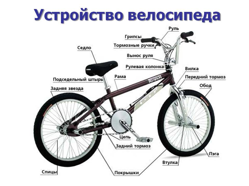 Колесо велосипеда: из чего состоит и какие они бывают?