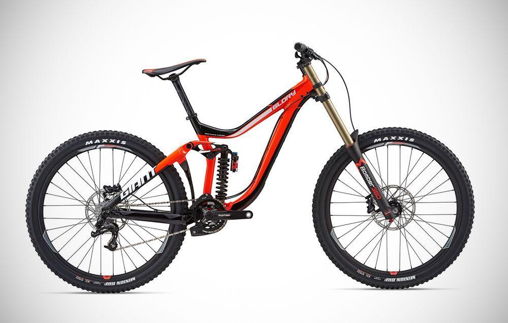 Выбираем самые лучшие велосипеды для даунхилла