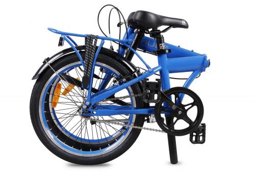 16 лучших складных велосипедов
