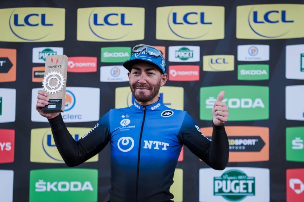 Тиш беноот и серхио игита – призеры гонки париж-ницца-2020