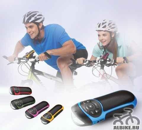 Выбор портативной колонки для велосипеда