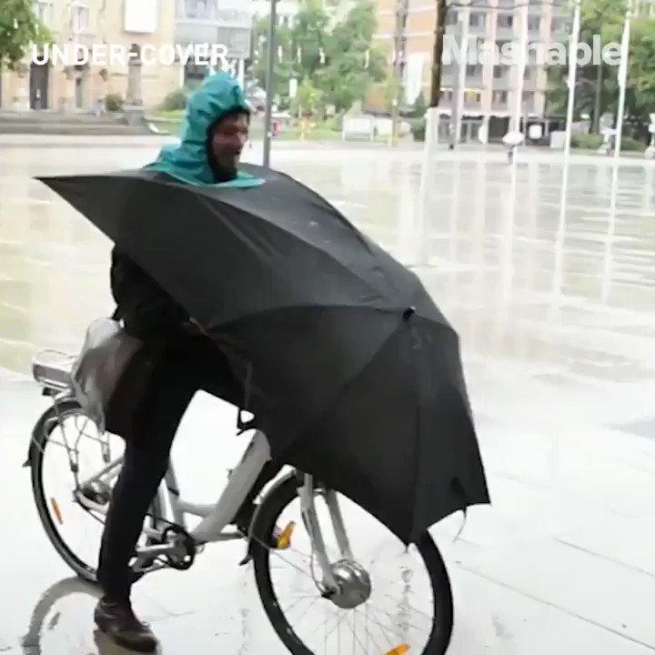 Выбираем защиту от дождя: как не намокнуть велосипедисту