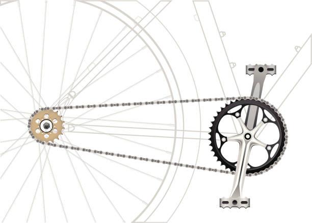 Велосипедные цепи – конструкция, размеры, маркировка и своевременная замена