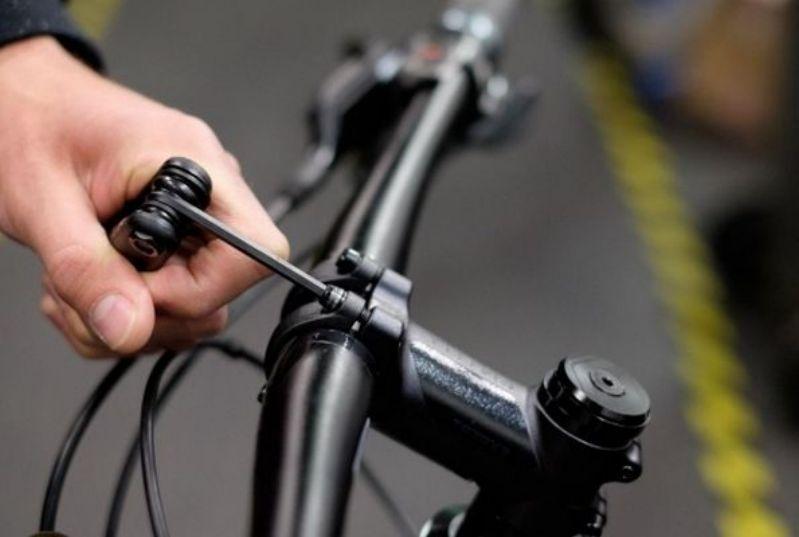 Как отрегулировать высоту велосипедного руля?